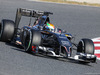 TEST BARCELLONA 14 MAGGIO, Esteban Gutierrez (MEX), Sauber F1 Team  14.05.2014. Formula One Testing, Barcelona, Spain, Day Two.
