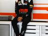 TEST F1 ABU DHABI 25 NOVEMBRE, Jolyon Palmer (GBR) Sahara Force India F1 Team Test Driver. 25.11.2014.
