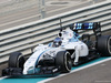 TEST F1 ABU DHABI 25 NOVEMBRE, Valtteri Bottas (FIN) Williams FW36. 25.11.2014.