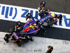 TEST F1 ABU DHABI 25 NOVEMBRE, Daniel Ricciardo (AUS) Red Bull Racing RB10. 25.11.2014.