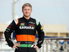TEST F1 ABU DHABI 25 NOVEMBRE, Spike Goddard (AUS) Sahara Force India F1 Team Test Driver. 25.11.2014.