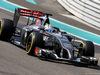 TEST F1 ABU DHABI 25 NOVEMBRE, Marcus Ericsson (SWE), Sauber F1 Team  25.11.2014.