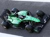 TEST F1 ABU DHABI 25 NOVEMBRE, Will Stevens (GBR) Caterham CT05. 25.11.2014.
