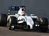 TEST F1 ABU DHABI 26 NOVEMBRE, Felipe Nasr (BRA), third driver, Williams F1 Team  26.11.2014.
