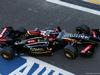 TEST F1 ABU DHABI 26 NOVEMBRE, Esteban Ocon (FRA) Lotus F1 E22 Test Driver. 26.11.2014.