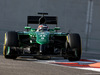 TEST F1 ABU DHABI 26 NOVEMBRE, Will Stevens (GBR), Caterham F1 Team  26.11.2014.