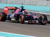 TEST F1 ABU DHABI 26 NOVEMBRE, Max Verstappen (NL), Scuderia Toro Rosso  26.11.2014.
