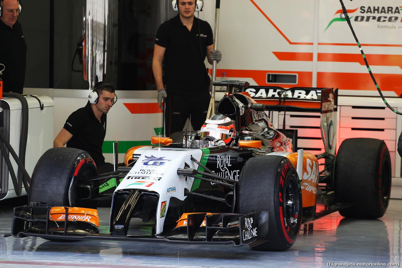 Nico Hulkenberg (Force India)
