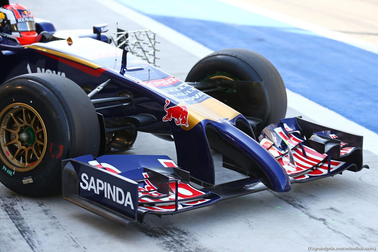 Toro Rosso nuovo muso
