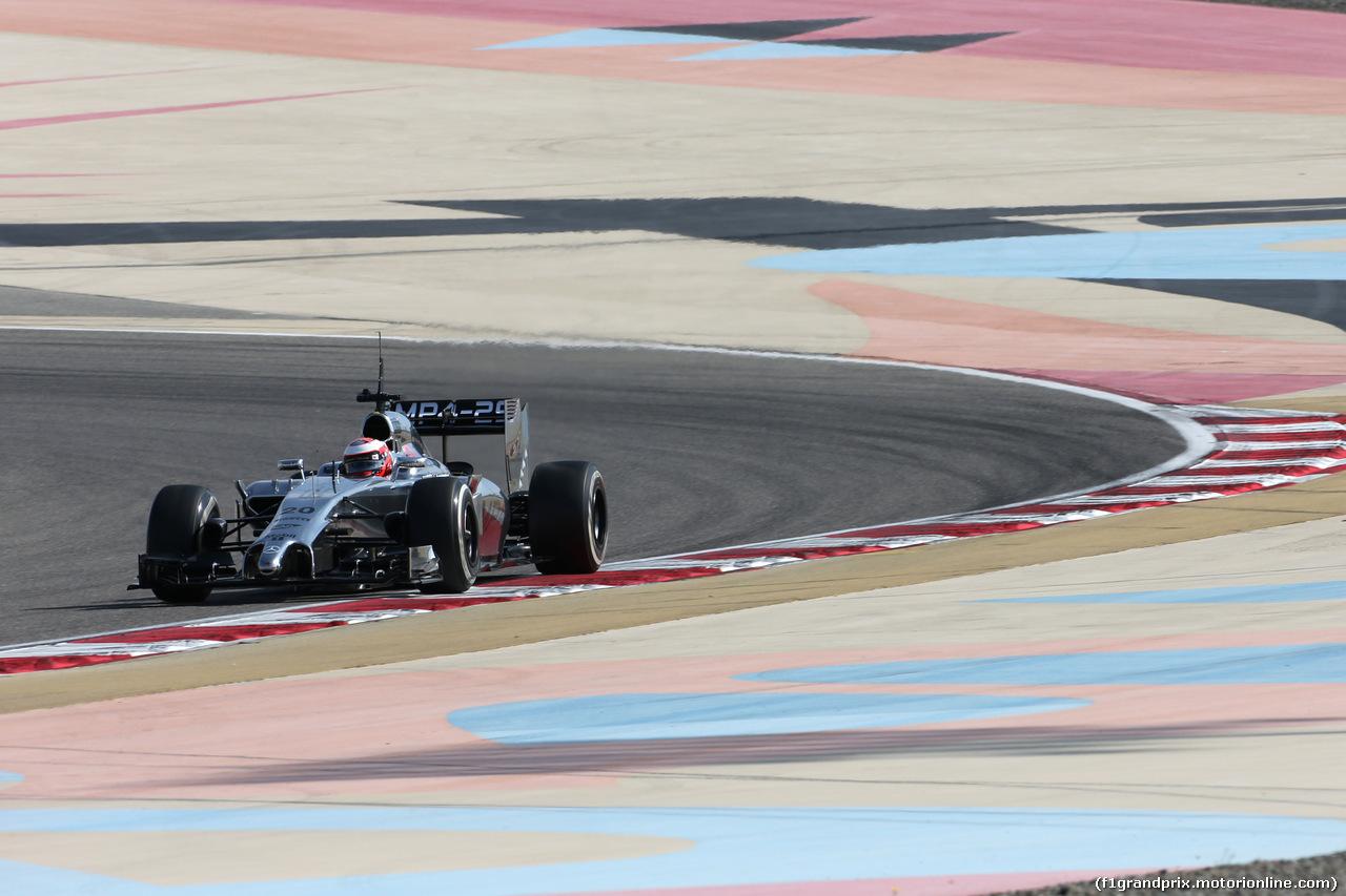 Kevin Magnussen (McLaren MP4-29)