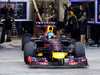 TEST F1 BAHRAIN 02 MARZO, Sebastian Vettel (GER) Red Bull Racing RB10 leaves the pits. 02.03.2014. Formula One Testing, Bahrain Test Two, Day Four, Sakhir, Bahrain.
