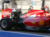 TEST F1 BAHRAIN 21 FEBBRAIO, Kimi Raikkonen (FIN) Ferrari F14-T running sensor equipment at the rear wing. 21.02.2014. Formula One Testing, Bahrain Test One, Day Three, Sakhir, Bahrain.