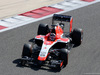 TEST F1 BAHRAIN 21 FEBBRAIO, Max Chilton (GBR), Marussia F1 Team  21.02.2014. Formula One Testing, Bahrain Test One, Day Three, Sakhir, Bahrain.