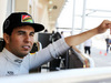 TEST F1 BAHRAIN 21 FEBBRAIO, Sergio Perez (MEX) Sahara Force India F1. 21.02.2014. Formula One Testing, Bahrain Test One, Day Three, Sakhir, Bahrain.