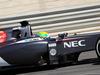 TEST F1 BAHRAIN 21 FEBBRAIO, Esteban Gutierrez (MEX) Sauber C33. 21.02.2014. Formula One Testing, Bahrain Test One, Day Three, Sakhir, Bahrain.