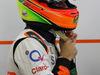 TEST F1 BAHRAIN 27 FEBBRAIO, Sergio Perez (MEX) Sahara Force India F1. 27.02.2014. Formula One Testing, Bahrain Test Two, Day One, Sakhir, Bahrain.