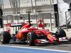 TEST F1 BAHRAIN 27 FEBBRAIO, Kimi Raikkonen (FIN) Ferrari F14-T. 27.02.2014. Formula One Testing, Bahrain Test Two, Day One, Sakhir, Bahrain.