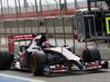 TEST F1 BAHRAIN 27 FEBBRAIO, Daniil Kvyat (RUS) Scuderia Toro Rosso STR9. 27.02.2014. Formula One Testing, Bahrain Test Two, Day One, Sakhir, Bahrain.