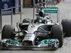 TEST F1 BAHRAIN 27 FEBBRAIO, Nico Rosberg (GER) Mercedes AMG F1 W05. 27.02.2014. Formula One Testing, Bahrain Test Two, Day One, Sakhir, Bahrain.