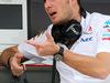 TEST F1 BAHRAIN 28 FEBBRAIO, Giedo van der Garde (NDL), third driver, Sauber F1 Team   28.02.2014. Formula One Testing, Bahrain Test Two, Day Two, Sakhir, Bahrain.