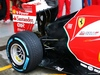 TEST F1 JEREZ 29 GENNAIO, Ferrari F14-T rear suspension detail. 29.01.2014. Formula One Testing, Day Two, Jerez, Spain.
