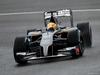 TEST F1 JEREZ 29 GENNAIO, Esteban Gutierrez (MEX), Sauber F1 Team  29.01.2014. Formula One Testing, Day Two, Jerez, Spain.