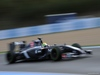 TEST F1 JEREZ 29 GENNAIO, Esteban Gutierrez (MEX) Sauber C33. 29.01.2014. Formula One Testing, Day Two, Jerez, Spain.
