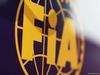 TEST F1 JEREZ 29 GENNAIO, FIA logo. 29.01.2014. Formula One Testing, Day Two, Jerez, Spain.