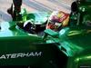 TEST F1 JEREZ 30 GENNAIO, Robin Frijns (NLD) Caterham CT05 Test e Reserve Driver. 30.01.2014. Formula One Testing, Day Three, Jerez, Spain.