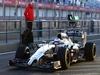 TEST F1 JEREZ 30 GENNAIO, Jenson Button (GBR) McLaren MP4-29 running sensor equipment. 30.01.2014. Formula One Testing, Day Three, Jerez, Spain.
