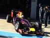 TEST F1 JEREZ 30 GENNAIO, Daniel Ricciardo (AUS), Red Bull Racing  30.01.2014. Formula One Testing, Day Three, Jerez, Spain.