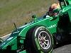 TEST F1 JEREZ 30 GENNAIO, 30.01.2014- Robin Frijns (NL), Third Driver, Caterham F1 Team