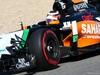 TEST F1 JEREZ 30 GENNAIO, 30.01.2014- Nico Hulkenberg (GER) Sahara Force India F1 VJM07