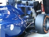 TEST F1 JEREZ 30 GENNAIO, Felipe Massa (BRA) Williams FW36 - rear suspension, rear wing e exhaust detail. 30.01.2014. Formula One Testing, Day Three, Jerez, Spain.