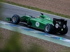 TEST F1 JEREZ 31 GENNAIO, Kamui Kobayashi (JPN), Caterham F1 Team  31.01.2014. Formula One Testing, Day Four, Jerez, Spain.