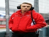 TEST F1 JEREZ 31 GENNAIO, Max Chilton (GBR) Marussia F1 Team. 31.01.2014. Formula One Testing, Day Four, Jerez, Spain.