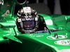 TEST F1 JEREZ 31 GENNAIO, Kamui Kobayashi (JPN) Caterham CT05. 31.01.2014. Formula One Testing, Day Four, Jerez, Spain.