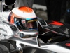 TEST F1 JEREZ 31 GENNAIO, Kevin Magnussen (DEN) McLaren MP4-29. 31.01.2014. Formula One Testing, Day Four, Jerez, Spain.