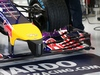 TEST F1 JEREZ 31 GENNAIO, Red Bull Racing RB10 front wing e nosecone detail. 31.01.2014. Formula One Testing, Day Four, Jerez, Spain.