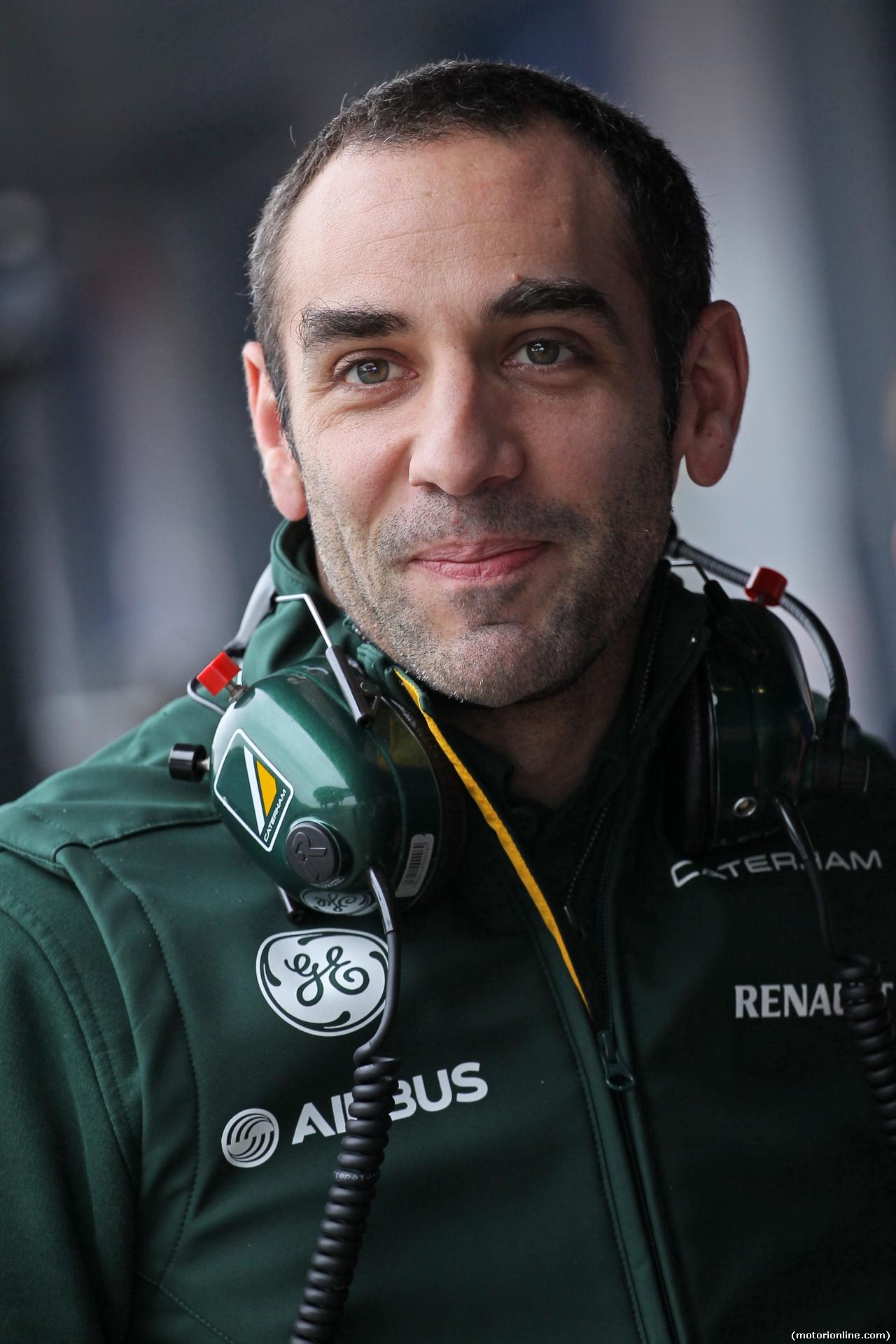 TEST F1 JEREZ 31 GENNAIO, Cyril Abiteboul (FRA) Caterham F1 Team Principal. 31.01.2014. Formula One Testing, Day Four, Jerez, Spain.