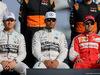 GP ABU DHABI, 29.11.2015 - Nico Rosberg (GER) Mercedes AMG F1 W06, Lewis Hamilton (GBR) Mercedes AMG F1 W06 e Sebastian Vettel (GER) Ferrari SF15-T
