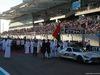 GP ABU DHABI, 29.11.2015 - Gara, The drives observe the national anthem