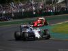 GP AUSTRALIA, 15.03.2015 - Gara, Felipe Massa (BRA) Williams F1 Team FW37 davanti a Sebastian Vettel (GER) Ferrari SF15-T