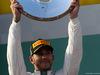 GP AUSTRALIA, 15.03.2015 - Gara, Lewis Hamilton (GBR) Mercedes AMG F1 W06 vincitore