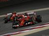 GP BAHRAIN, 19.04.2015 - Gara, Sebastian Vettel (GER) Ferrari SF15-T davanti a Kimi Raikkonen (FIN) Ferrari SF15-T
