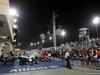 GP BAHRAIN, 19.04.2015 - Gara, Lewis Hamilton (GBR) Mercedes AMG F1 W06 vincitore e secondo Kimi Raikkonen (FIN) Ferrari SF15-T