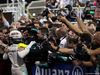 GP BAHRAIN, 19.04.2015 - Gara, 1st position Lewis Hamilton (GBR) Mercedes AMG F1 W06,