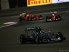 GP BAHRAIN, 19.04.2015 - Gara, Nico Rosberg (GER) Mercedes AMG F1 W06 davanti a Sebastian Vettel (GER) Ferrari SF15-T e Kimi Raikkonen (FIN) Ferrari SF15-T