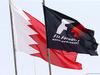GP BAHRAIN, 16.04.2015 - Bahrain e Fia flags