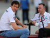 GP BAHRAIN, 16.04.2015 - Toto Wolff (GER) Mercedes AMG F1 Shareholder e Executive Director e Paddy Lowe (GBR) Mercedes AMG F1 Executive Director